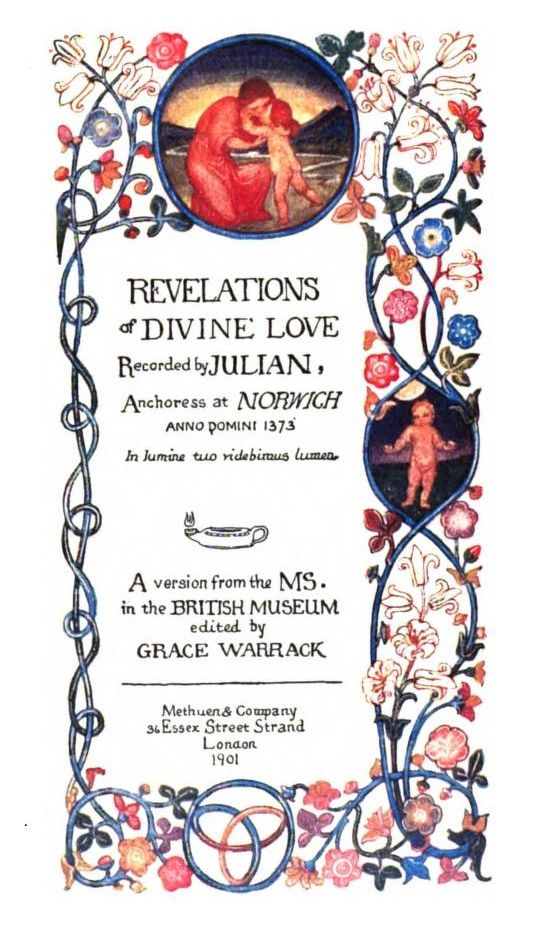 The Project Gutenberg eBook of Revelations Of Divine Love, by Julian ...