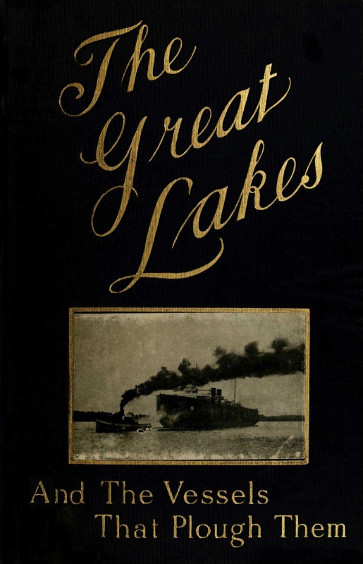 The project gutenberg ebook of the great lakes by james oliver curwood cover fandeluxe Image collections