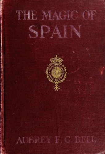 The project gutenberg ebook of the magic of spain by aubrey bell cover fandeluxe Images