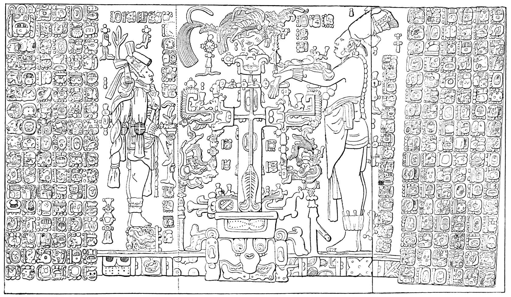 The myths of mexico peru the tablet of the cross buycottarizona Images