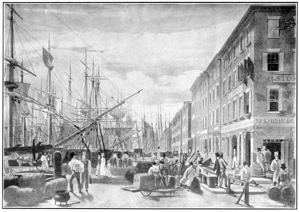 The Project Gutenberg Ebook Of The Story Of The American Merchant