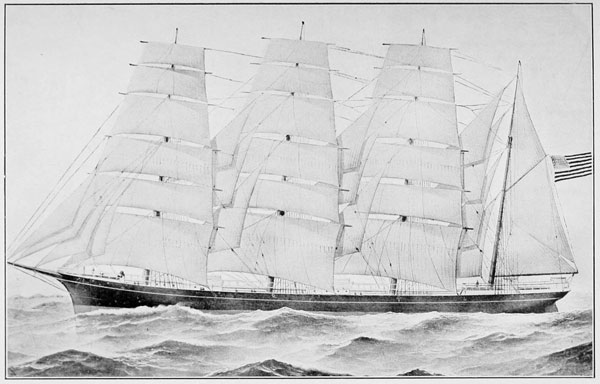 The Project Gutenberg EBook Of Story American Merchant Marine By John Randolph Spears