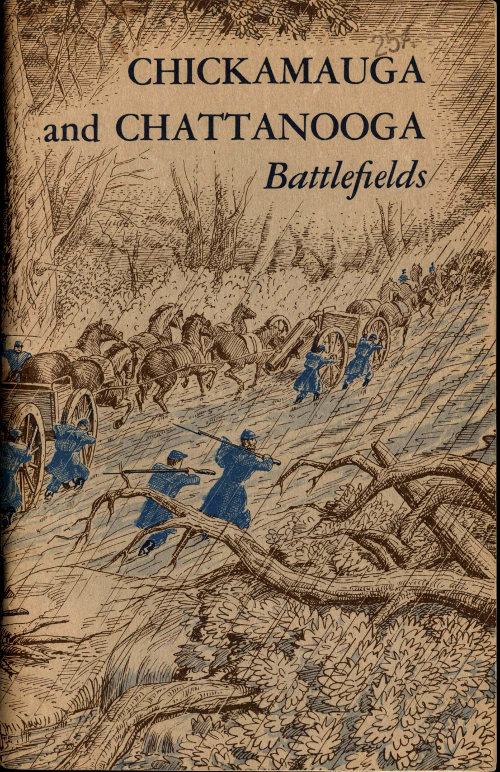 Chickamauga and chattanooga battlefield tennessee by james r chickamauga and chattanooga battlefields fandeluxe Choice Image