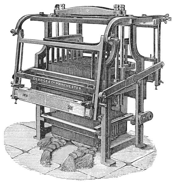 The Project Gutenberg eBook of Jacquard Weaving and