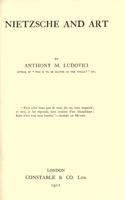 The project gutenberg ebook of nietzsche and art by anthony m also linking to free sources for education worldwide moocs educational materials images generously made available by the internet archive fandeluxe Choice Image