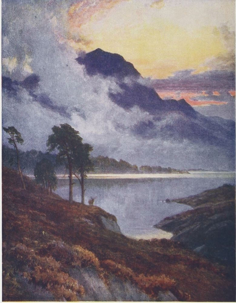 Sensational The Project Gutenberg Ebook Of The Heart Of Scotland By Pdpeps Interior Chair Design Pdpepsorg