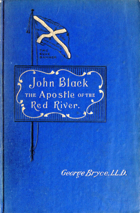 The Project Gutenberg eBook of John Black, the Apostle of