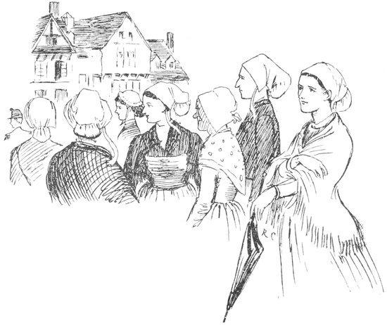 The Project Gutenberg Ebook Of Breton Folk An Artistic Tour In