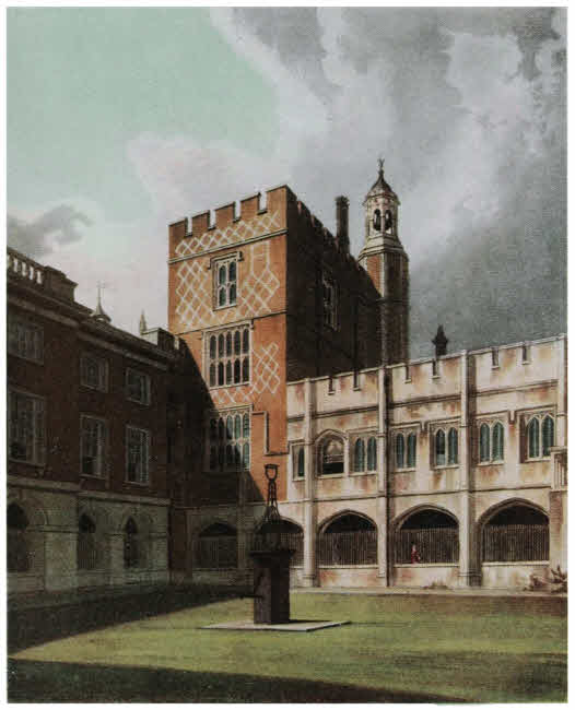 The project gutenberg ebook of floreat etona anecdotes and memories the cloisters of eton college from a coloured print dated 1816 fandeluxe Choice Image