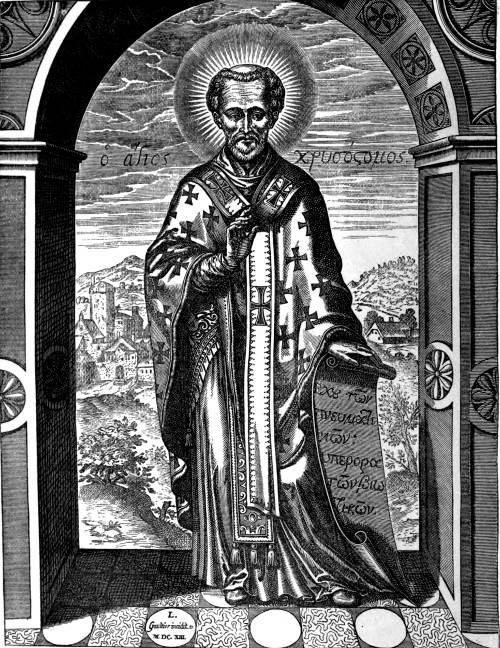 The Project Gutenberg Ebook Of Saint John Chrysostom His Life And
