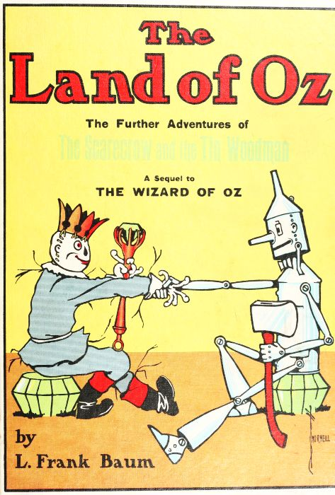 The project gutenberg ebook of the land of oz by l frank baum land of oz by l frank baum fandeluxe Choice Image
