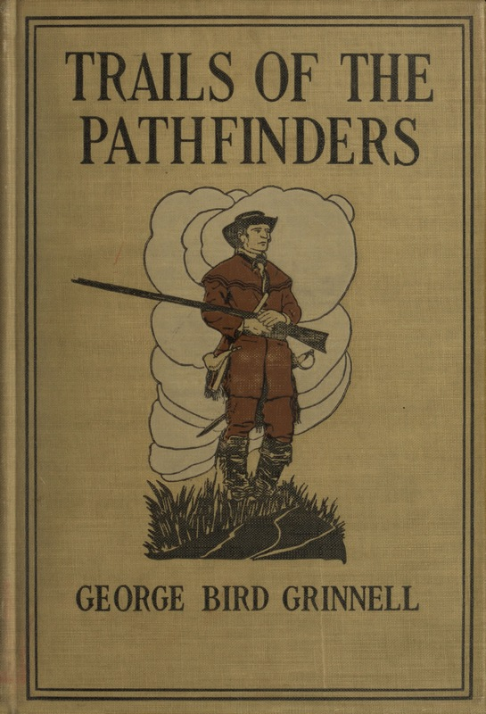 The project gutenberg ebook of trails of the pathfinders by george cover fandeluxe Image collections