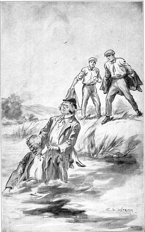 The project gutenberg ebook of the boy inventors electric young dill had seized jupe by the back of the neck and dragged him half drowned to the shore fandeluxe Images