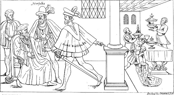 The Project Gutenberg Ebook Of The Life Of Cardinal Wolsey By