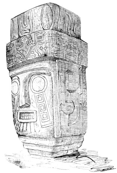 The Project Gutenberg eBook of La Cruz En America, by Adan Quiroga.