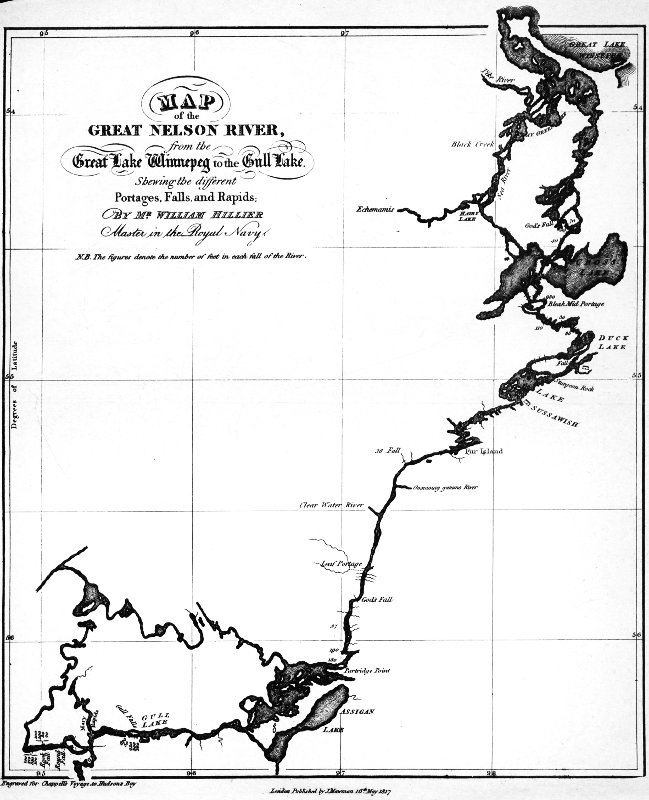 The Project Gutenberg Ebook Of Narrative Of A Voyage To Hudsons Bay