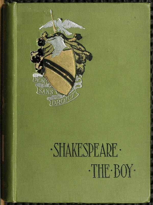 The Project Gutenberg eBook of Shakespeare the Boy by W J