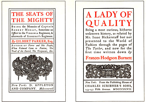 The project gutenberg ebook of the art practice of typography by bradleys adaptation of the colonial style as produced by him at the wayside press in 1896 fandeluxe Images