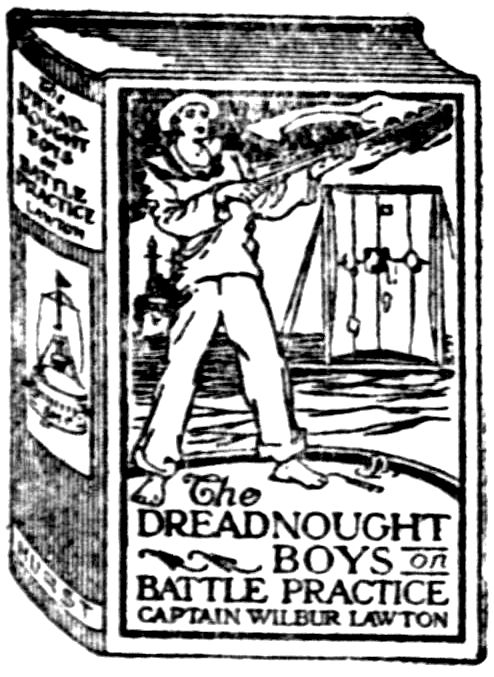 The Project Gutenberg Ebook Of The Dreadnought Boys In Home Waters