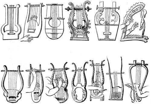 The Project Gutenberg Ebook Of Musical Instruments By Carl Engel