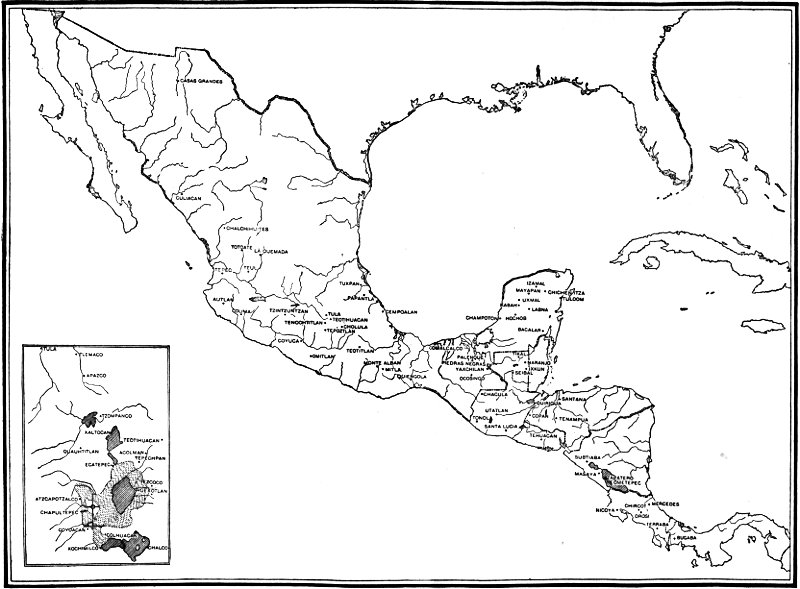 The Project Gutenberg Ebook Of Ancient Civilizations Of Mexico And