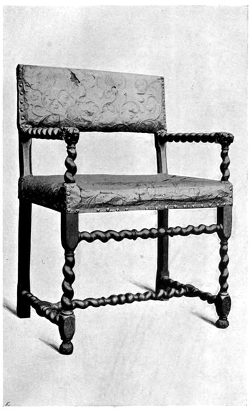 Marvelous The Project Gutenberg Ebook Of Dutch And Flemish Furniture Dailytribune Chair Design For Home Dailytribuneorg