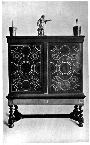 Geliefde The Project Gutenberg eBook of Dutch and Flemish Furniture, by  RX-73