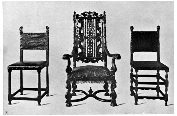 Miraculous The Project Gutenberg Ebook Of Dutch And Flemish Furniture Beatyapartments Chair Design Images Beatyapartmentscom