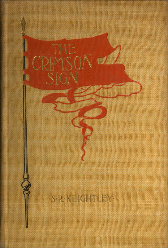 The Crimson Sign By S R Keightley