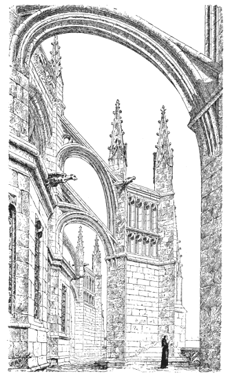 The Project Gutenberg EBook Of GOTHIC ARCHITECTURE By Edouard Corroyer