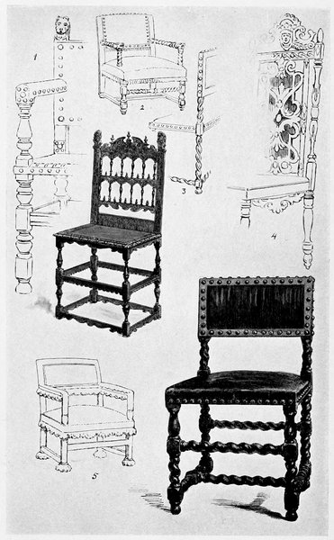 Superb The Project Gutenberg Ebook Of French And English Furniture Beatyapartments Chair Design Images Beatyapartmentscom