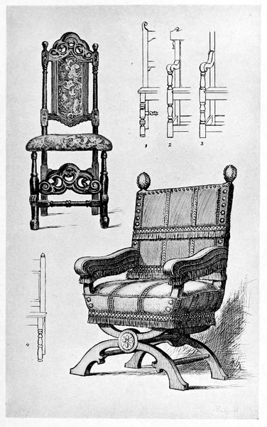 Awesome The Project Gutenberg Ebook Of French And English Furniture Beatyapartments Chair Design Images Beatyapartmentscom