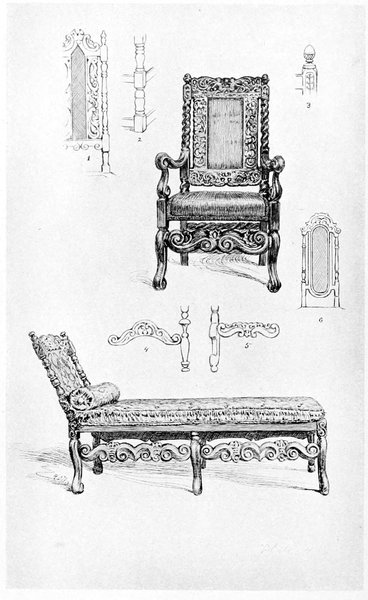 Groovy The Project Gutenberg Ebook Of French And English Furniture Beatyapartments Chair Design Images Beatyapartmentscom