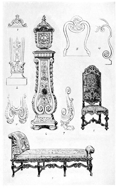 Miraculous The Project Gutenberg Ebook Of French And English Furniture Beatyapartments Chair Design Images Beatyapartmentscom