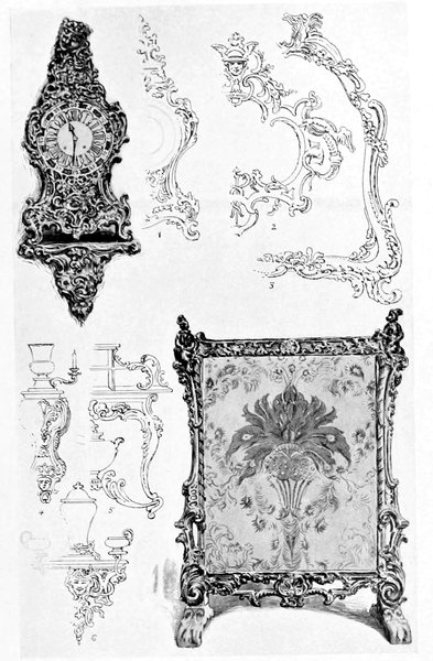 Fabulous The Project Gutenberg Ebook Of French And English Furniture Beatyapartments Chair Design Images Beatyapartmentscom