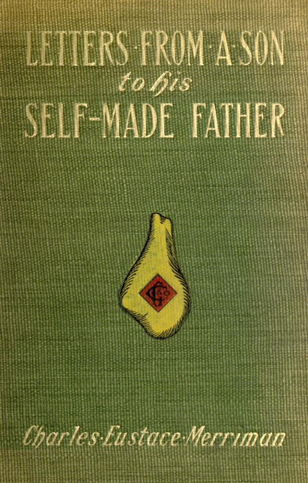 The project gutenberg ebook of letters from a son by charles cover fandeluxe Choice Image