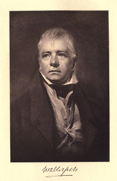 The Project Gutenberg E Text Of The Country Of Sir Walter Scott By
