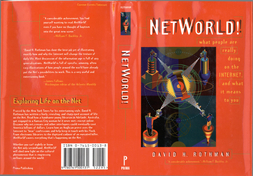 Networld by david h rothman fandeluxe Images
