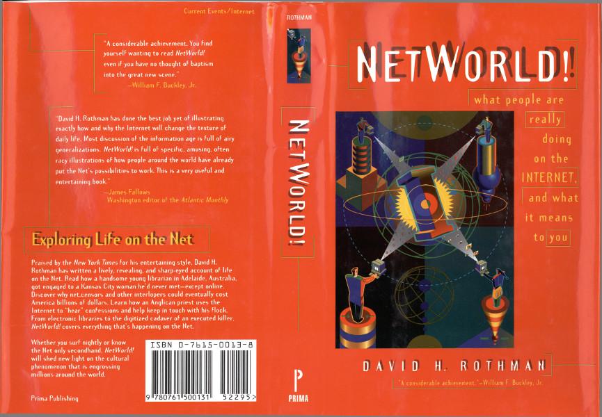 NetWorld By David H Rothman