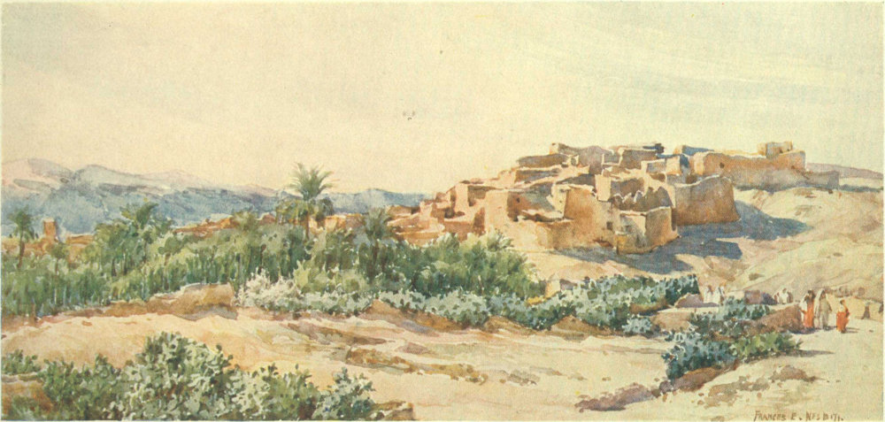 Algeria and tunis by frances e nesbitt a project gutenberg ebook on the edge of the desert fandeluxe Ebook collections
