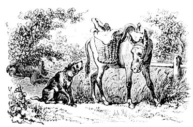 The Project Gutenberg eBook of Fábulas de Samaniego