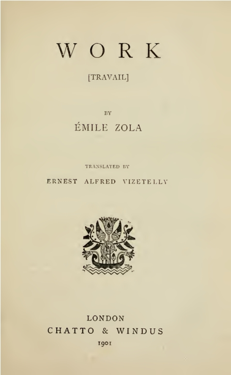 The project gutenberg ebook of work travail by mile zola work fandeluxe Gallery