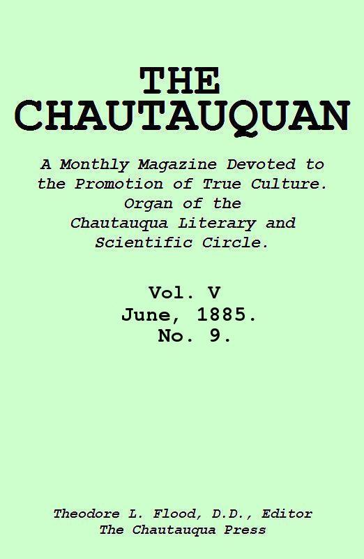 cb959b58ac2 The Project Gutenberg eBook of The Chautauquan