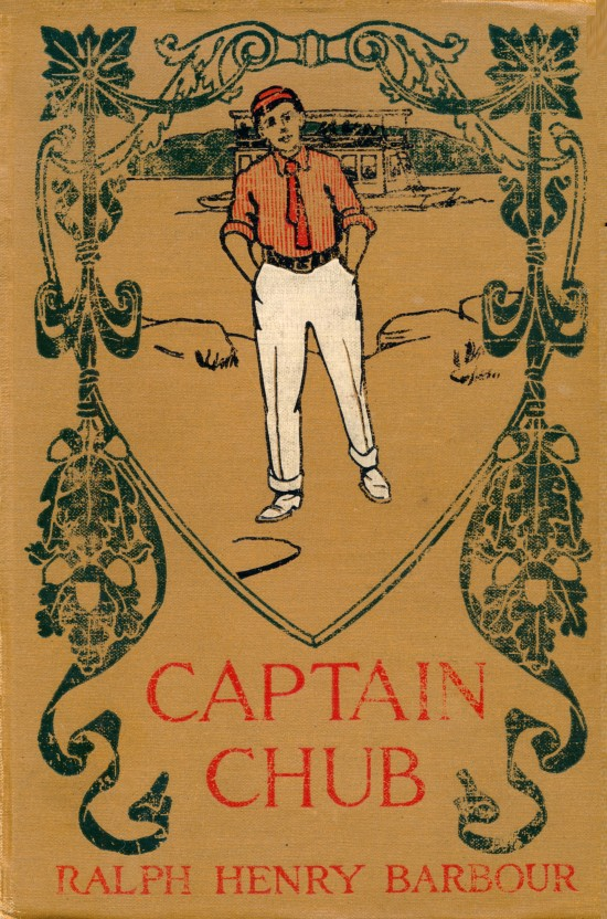 Captain Chub, by Ralph Henry Barbour—A Project Gutenberg eBook