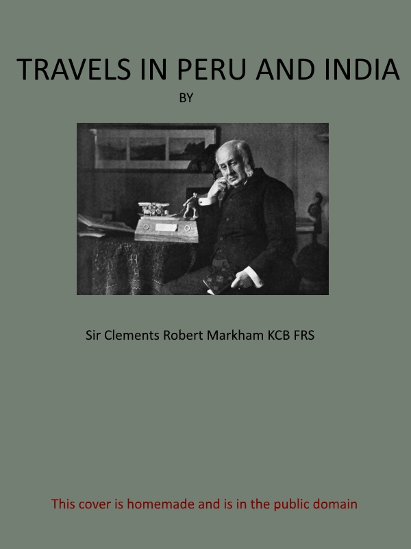 The Project Gutenberg eBook of Travels in Peru and India e55b9d3ce84