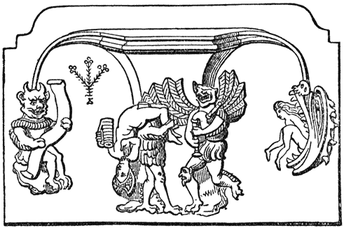 The Curiosities Of Ale Beer An Entertaining Historyillustrated With