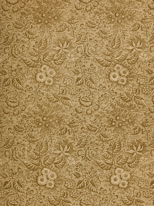 Blend The Sweet Life 112 102 06 2  Khaki Pure Goodness BTY Cotton Fabric