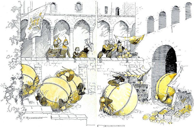 Queen Zixi of Ix, by L  Frank Baum: a Project Gutenberg eBook