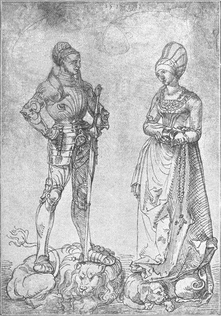 The Project Gutenberg Ebook Of Durer By Hermann Knackfuss