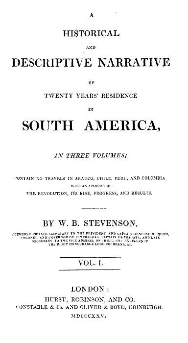 The Project Gutenberg Ebook Of Twenty Years Residence In South